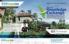 PeopleLink has bagged the title space for the upcoming Digital India Knowledge Exchange Event being hosted by the Government of Kerala at Kovalam from 19th to 20th February 2016. PeopleLink shall be showcasing its close synchronisation with the Digital India Vision. PeopleLink is participating in the event along with its strategic partner ISYX Technologies for this event. The Event details and updates can be seen on -