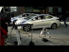 "2014 Hyundai Elantra | Big Game Ad | Making of ""Nice"""