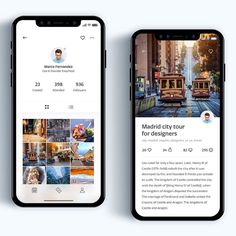 Profile screen and event details on iPhone X screen by @vizcarrach . . . . Tag @ui.inspirations in your UI designs or use #uiinspirations if you want us to feature your work! . . . . #ui #ux #uxdesign #uiux #userexperience #uitrends #uidesign #moderndesign #modern #minimal #interface #inspiration #graphicdesignui #graphicdesign #graphic #dribbble #dribbblers #digitaldesign #digital #designinspiration #design #dailyinspiration #creative #application #webdesign #appdesign #gallery…