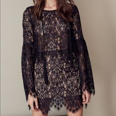 For love and lemons mini skirt New with tags For Love and Lemons Skirts Mini