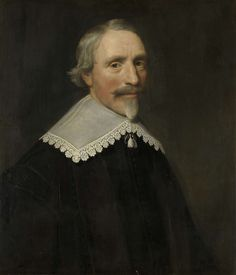 Portrait of Jacob Cats, Grand Pensionary of Holland and West-Friesland and Poet, Michiel Jansz van Mierevelt, 1639 http://hdl.handle.net/10934/RM0001.COLLECT.10655