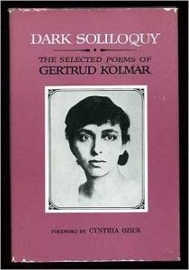 """On Gertrud Kolmar and some other """"forgotten"""" writers"""