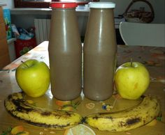 Ricetta succo di frutta mela e banana pubblicata da Gaia.C - Questa ricetta è nella categoria Bibite, liquori e bevande
