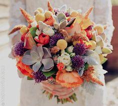 Innova en tu ramo de novia www.webnovias.com/blog