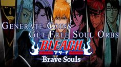 hack Bleach Brave Souls spirit orbs