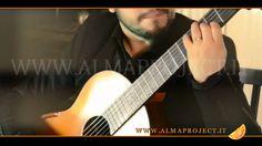 ALMA PROJECT - Guitar Solo DC - El ultimo morro