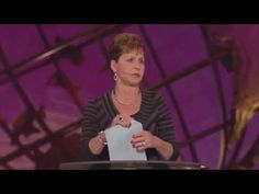 Joyce Meyer, Focus on the Positive Things in Life - Full - Apr 2015 - YouTube