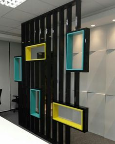Home decor furniture piercing nyc - Piercing Room Partition Wall, Living Room Partition Design, Living Room Divider, Room Partition Designs, Partition Ideas, Wood Partition, Room Divider Shelves, Door Design, Wall Design