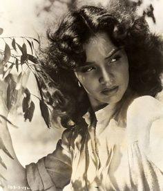 Jennifer Jones, 1946, publicity shot for Duel In The Sun