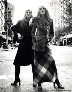 70's Style Fashion, New York