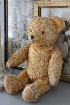 Vintage bear 1940-1950