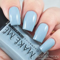 Make Me Cosmetics Collection – Heels on Water  #nail #nails #mani #manicure #jeninthemorning