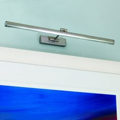 Chrome LED Picture Light. Product Code - 15154.40