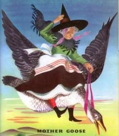 Mother Goose Illustrated by Leonard Weisgard
