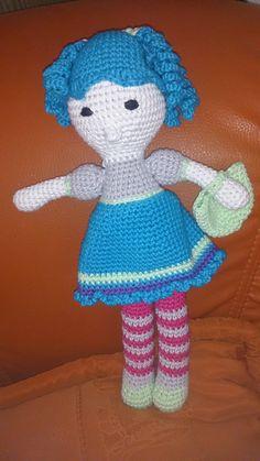 Amigurumi Doll Anleitung : 1000+ images about Amigurumi on Pinterest Crochet dolls ...
