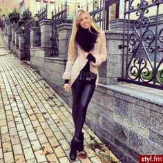 Fashion Style Inspiration #Outfit #leggins #cardigan