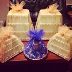 Shirni tray & gift boxes #engagement #giftboxes #afghanparty #wedding #arosi #afghanbride #gold #pearls #ivory #royalblue #afghanengagement