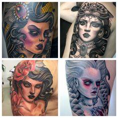 Stefan Draak now full time at True Blue Tattoo Studio Blue Tattoo, Tattoo Studio, Drake, Portrait, Tattoos, Tatuajes, Headshot Photography, Tattoo, Portrait Paintings