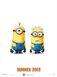 can't wait for more minions!