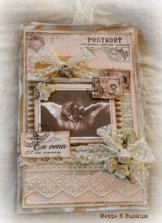 Mette`s Kortverden - lots of beautiful vintage looks on this blog