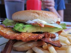 Fried Chicken Sandwich, at Pies 'n' Thighs (Photo by: Scoboco)