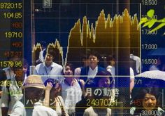 Asian shares hit a two-month high on Friday, catching some of Wall Street's shine after upbeat U. price and jobless claims data calmed some concerns about the strength of the U. Oise, Financial Markets, World Market, Forex Trading, Euro, Investing, Marketing, Business, Greek