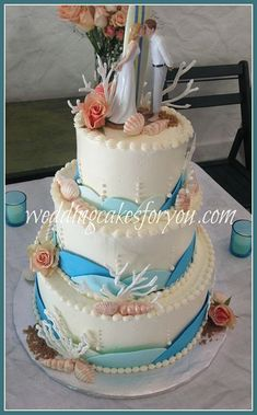 A Whimsical Topsy Tury Wedding Cake By Lorelie Cakes For You Cute Pictures Pinterest Fondant And