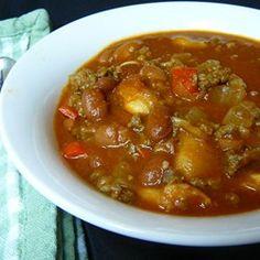 It's Chili by George!! - Allrecipes.com