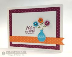 Stampin up stampinup stamp it square punch button buddies card ideas catalog