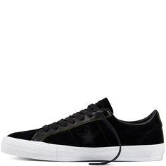 #CONS #OneStar #Pro #Leather #Negro #circulogpr #skateboarding #sneakers