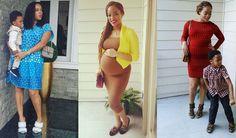 Super cute style! www.standupgirl.com  #Pregnancy #Pregnant #Fashion #BabyMomma #StandUpGirl