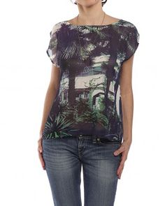 MAISON SCOTCH 13210253734 Top dunkelblau € 69,90