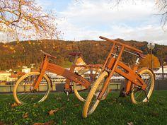BoughBikes: Holz-Fahrräder    Utopia.de