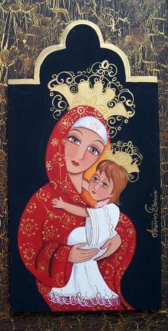 Virgen-Perpetuo Socorro --translation--Our Lady of Perpetual Help
