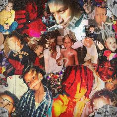 Trippie Redd A Love Letter To You 2 Poster 2017 Music Album Cover Art Silk Fabric Cloth Print - Size Trippie Redd, Bedroom Wall Collage, Photo Wall Collage, Picture Wall, Wall Art, Trippy Wallpaper, Rap Wallpaper, Wallpaper Ideas, Rap Album Covers
