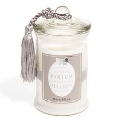 Classic range candle, musk
