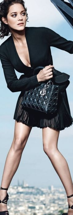 Marion Cotillard for Dior ♥✤ | KeepSmiling | BeStayClassy