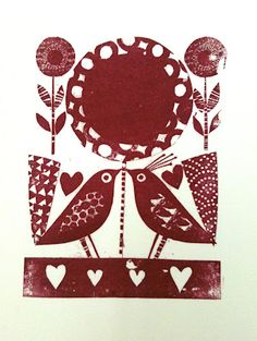 Jane Ormes-Printmaker