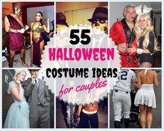 Halloween is right around the corner and that means parties, parties and more parties. Not sure what to be this Halloween? Don't worry… we have your back. If you are paired up on Halloween, then get some unique and creative looks we have found around the web. Halloween costumes are even better in couple!  From super …