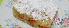 Jogurtový koláč s broskvemi Mashed Potatoes, French Toast, Cooking Recipes, Pie, Cheesecake, Menu, Breakfast, Ethnic Recipes, Desserts