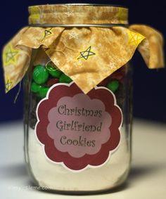 4 Homemade DIY Christmas Jar Gifts - My Little Me