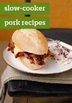 Slow-Cooker Pork Recipes