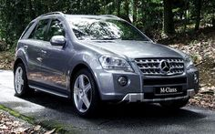 Mercedes-Benz ML 350 AMG