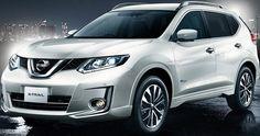 Nissan X-Trail Mode Premier