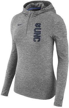 4b189f4fcdb Nike Women s Duke Blue Devils Vintage Full-Zip Hoodie - Gray L ...