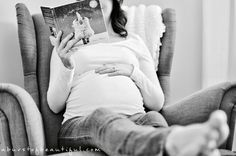 Celebrate your pregnancy with beautiful maternity photos you will treasure for a lifetime. Learn how to take your own professional-looking maternity photos at home | A Burst of Beautiful