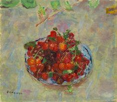 Pierre Bonnard - Cherries, 1910