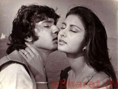 Poonam Dhillon, Bollywood Stars, Black N White, Bollywood Celebrities, Beautiful Actresses, Love Story, Romance, Heroines, Retro