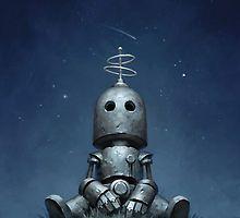 Matt Dixon is raising funds for Transmissions 2 - Robot art book by Matt Dixon on Kickstarter! A softcover book collection of robot artwork by Matt Dixon. Art And Illustration, Fantasy Kunst, Fantasy Art, Matt Dixon, Animation, Robot Painting, Painting Art, Street Art, Steampunk