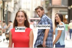 YESSSS dramione for life #dramione